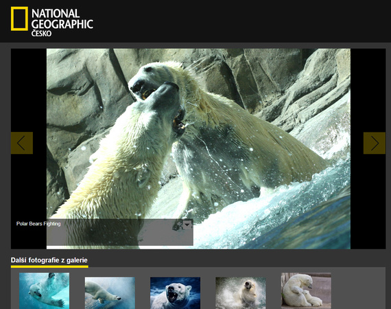 National Geographic Cesko
