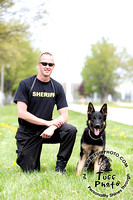 K9 Unit Portraits