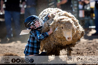Wild West Days 2015 Mutton Bustin' WEB SHARING