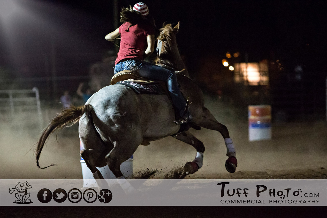 Barrel Racing-0464