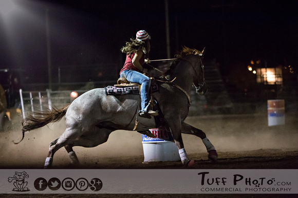 Barrel Racing-0455